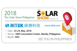 2018 SMX Convention Center, welcome to RITEK booth!