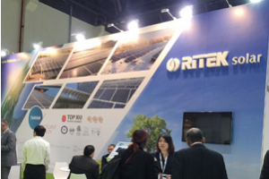 Thank you for visiting RITEK at World Future Energy Summit in 2016!