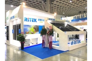 Energy Taiwan,Thank you for visiting RITEK Booth!