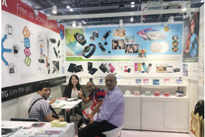 Thank you for visiting RITEK at Hong Kong Electronics Fair( Fall Edition) 2016