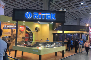 RITEK at Computex Taipei 2017 Revisit the Charm of Vinyl Records Experience a Brand New Past