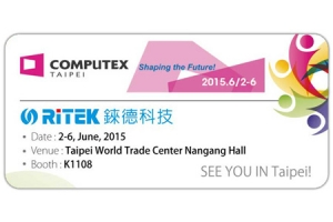 2015 Computex Taipei, welcome to join us!